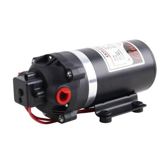 high flow sprayer pump